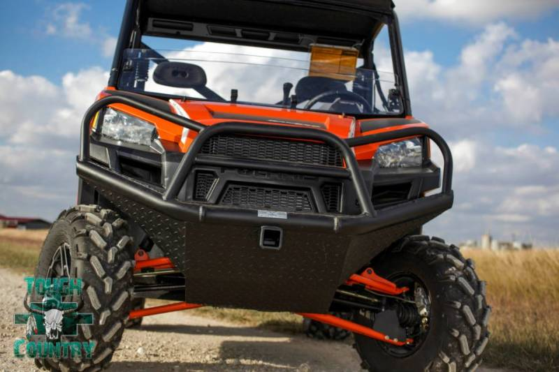 Tough Country Utv Front Bumper Polaris 2011 17 2 Psgr