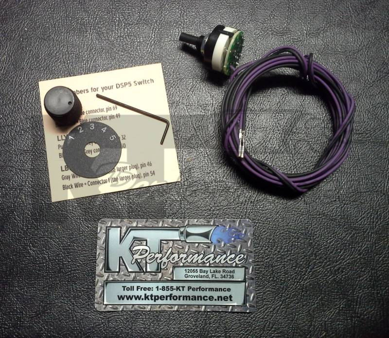 Efi Live Duramax >> Efi Live Dsp5 Selector Switch Chevy 2004 5 05 6 6l