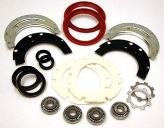 Small Parts & Seals - Knuckle Rebuild Kits
