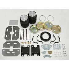 Pacbrake - Pacbrake Air Suspension Kit, Dodge (2003-12) 2500/3500 4x4