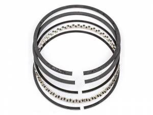 Mahle - MAHLE Clevite Piston Ring Set, Ford (1994-03) 7.3L Power Stroke, 0.000 over (Standard Bore)