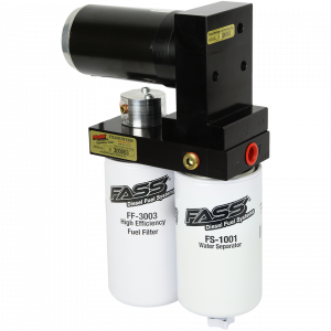 FASS Diesel Fuel Systems - FASS Titanium Series Fuel System, Ford (2011-12) 6.7L Power Stroke, 125gph (stock-700hp)