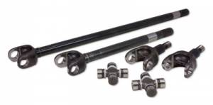Yukon Gear & Axle - Yukon 4340 Chrome-Moly replacement axle kit for Dana 44 front, Rubicon JK, w/ Spicer Joints