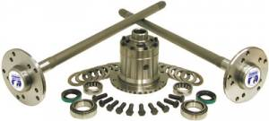 Yukon Gear & Axle - Yukon Ultimate 35 Axle kit for c/clip axles with Yukon Grizzly Locker