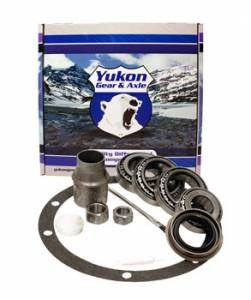 Yukon Gear & Axle - Yukon Bearing install kit for Isuzu Trooper (with drum brakes) differential