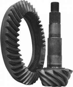 "Yukon Gear Ring & Pinion Sets - High performance Yukon Ring & Pinion gear set for Chrylser Dodge Ram 10.5"", 4.11 ratio"