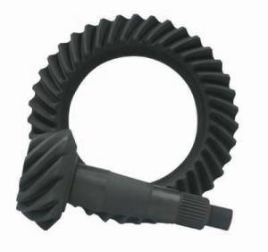 "Yukon Gear Ring & Pinion Sets - High performance Yukon Ring & Pinion ""thick"" gear set for GM 12 bolt car in a 4.11 ratio"