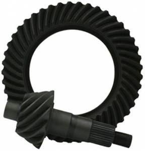 "Yukon Gear Ring & Pinion Sets - High performance Yukon Ring & Pinion ""thick"" gear set for 10.5"" GM 14 bolt truck in a 5.38 ratio"