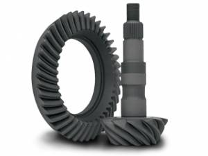 "Yukon Gear Ring & Pinion Sets - High performance Yukon Ring & Pinion gear set for GM 8.25"" IFS Reverse rotation in a 3.73 ratio."