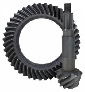 Yukon Gear Ring & Pinion Sets - High performance Yukon Ring & Pinion gear set for Model 35 IFS Reverse rotation in a 3.55 ratio