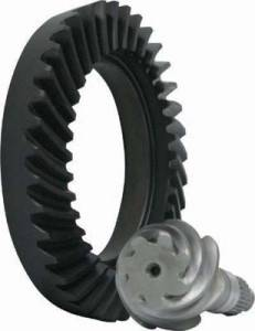"Yukon Gear Ring & Pinion Sets - High performance Yukon Ring & Pinion gear set for Toyota 7.5"" Reverse rotation in 4.88 ratio"