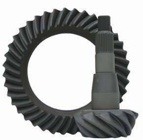 "USA Standard Gear - USA standard ring & pinion gear set for '04 & down  Chrysler 8.25"" in a 4.88 ratio."