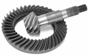 USA Standard Gear - USA standard replacement ring & pinion gear set for Dana 80 in a 3.31 ratio.