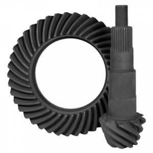 "USA Standard Gear - USA standard ring & pinion gear set for Ford 7.5"" in a 4.56 ratio."