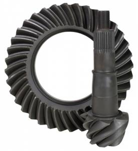 "USA Standard Gear - USA Standard Ring & Pinion gear set for Ford 8.8"" Reverse rotation in a 5.13 ratio."
