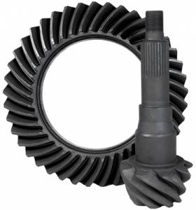 "USA Standard Gear - USA Standard Ring & Pinion gear set for '10 & down Ford 9.75"" in a 5.13 ratio."