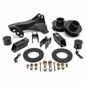 "ReadyLIFT Suspension - ReadyLIFT Leveling Kit, Ford (2011-16) F-350 Super Duty 4x4, 2.5"" (Stage 2)"