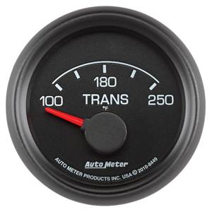 Autometer - Auto Meter Ford Factory Match, Transmission Temperature (8449), Short Sweep