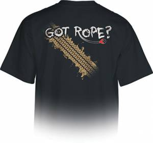 "Bubba Rope - Bubba Rope T-Shirt, ""Got Rope"" (XL)"