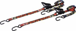 Bubba Rope - Bubba Rope Ratchet Tie Downs (12')