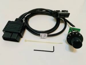 EFI Live - EFI Live CSP5 Selector Switch, Dodge (2006-19) Cummins (OBDII Pass Through Harness)