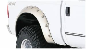 Bushwacker - Bushwacker Fender Flares,Ford (1999-10) F-250/F-350 Rear Pair(Cut-Out)
