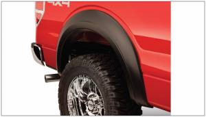 Bushwacker - Bushwacker Fender Flares,Ford (2009-13) F-150 Rear Pair(Extend-A-Fender Flare)