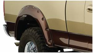 Bushwacker - Bushwacker Fender Flares,Ford (1997-04) F-150 (1998) F-250 Rear Pair(Cut-Out)