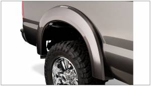 Bushwacker - Bushwacker Fender Flares,Ford (1999-07) F-250/F-350 Rear Pair(Extend-A-Fender Flare)