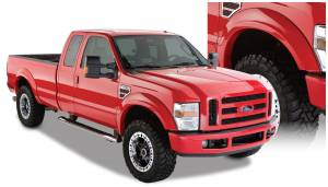Bushwacker - Bushwacker Fender Flares,Ford (2008-10) F-250/F-350Set of 4(OE Style)
