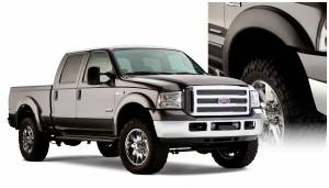 Bushwacker - Bushwacker Fender Flares,Ford (1999-07) F-250/F-350 Set of 4(Extend-A-Fender Flare)