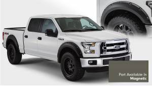 Bushwacker - Bushwacker Fender Flares,Ford (2015) F-150 Fender Flare Set of 4 Magnetic(Pocket Style)