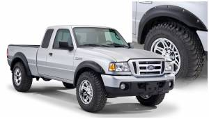 Bushwacker - Bushwacker Fender Flares,Ford (1993-11) Ranger Fender Flare Set of 4 (Pocket Style)