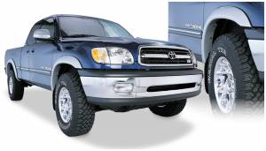 Bushwacker - Bushwacker Fender Flares,Toyota (2003-06) Tundra Set of 4(Extend-A-Fender Flare)