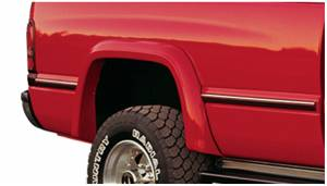 Bushwacker - Bushwacker Fender Flares,Dodge (1994-01) 1500 (1994-02) 2500/3500 Rear Pair(Extend-A-Fender Flare)