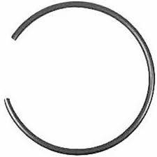Mahle - Mahle Clevite Top Piston Ring ( 2001-2010 Duramax 6.6L 2500/3500 .040 Over )