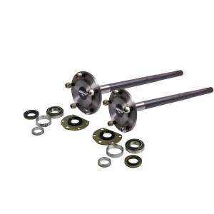 Alloy USA - Alloy USA Axle Shaft Conversion Kit (1976-81) Jeep CJ, AMC 20 Narrow-Trac Rear