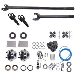 Alloy USA - Alloy USA Axle Shaft Kit with ARB Air Locker (1984-95) Jeep Models, Grande 30 Front