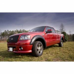 Outland Automotive - Outland Automotive All Terrain Fender Flares (2004-08) Ford F-150 Pickups