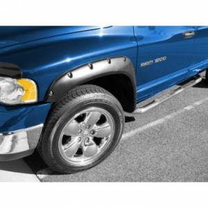 Outland Automotive - Outland Automotive All Terrain Fender Flares (2002-08) Ram 1500/2500/and 3500 Pickups