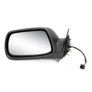 Omix-ADA - Left Side Remote Power Mirror; 05-10 Jeep Grand Cherokee WK.