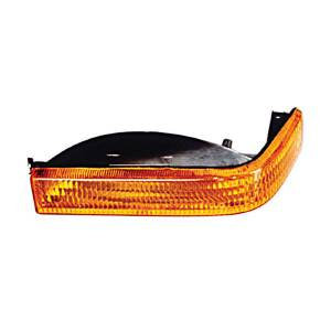 Omix-ADA - Left Turn Signal Amber; 93-98 Jeep Grand Cherokee ZJ