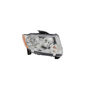 Omix-ADA - Headlight Assembly, Right; 11-13 Jeep Grand Cherokee WK2