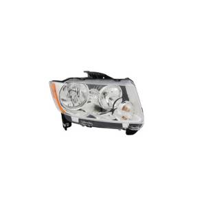 Omix-ADA - Headlight Assembly, Right; 11-14 Jeep Compass