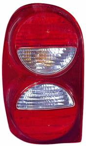 Omix-ADA - Right Tail Light Without Air Dam; 05-07 Jeep Liberty KJ