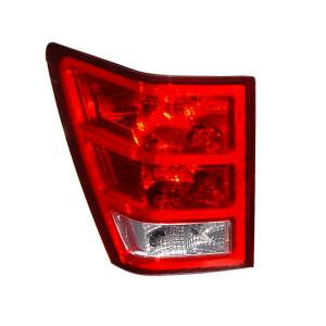 Omix-ADA - Left Tail Light Assembly; 05-10 Jeep Grand Cherokee WK