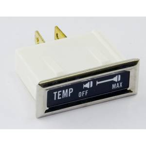 Omix-ADA - Indicator Light for Temperature; 76-86 Jeep CJ Models