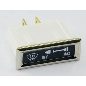 Omix-ADA - Indicator Light for Defrost; 76-86 Jeep CJ Models