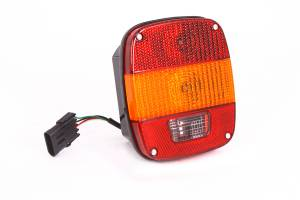 Omix-ADA - Export Tail Light L/R; 87-95 Jeep Wrangler
