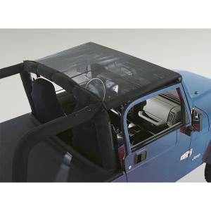 Rugged Ridge - Mesh Summer Brief; 97-06 Jeep Wrangler TJ